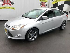 2014 Ford Focus SE, Automatic, Steering Wheel Controls,