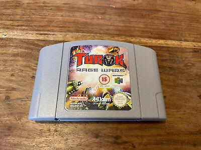 Turok Rage Wars - Nintendo 64 (N64) Rare - UK PAL