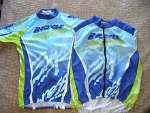 Matching cycling jersey and wind vest Bellevue Heights Mitcham Area Preview