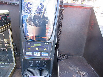 Wilbur Curtis Primo Pcgt3 Powder Cappuccino Hot Coco Machine