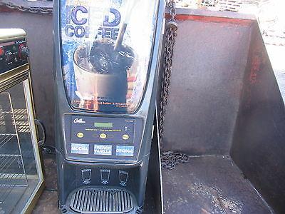 Wilbur Curtis Primo Pcgt3 Powder Cappuccino Hot Coco Machine