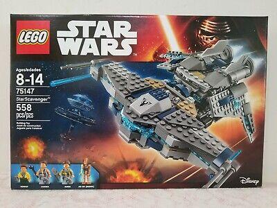 LEGO Star Wars StarScavenger (75147) Retired NEW SEALED NIB