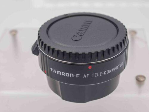 Tamron-F 1.4x 4 Element MC AF Tele-Converter Canon EF EOS Cameras/Lenses