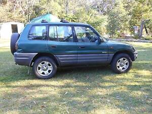 2000 Toyota RAV4 Wagon Camp Mountain Brisbane North West Preview