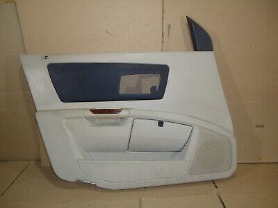 2004 2005 CADILLAC SRX FRONT LEFT DRIVER SIDE INTERIOR DOOR PANEL LIGHT NEUTRAL