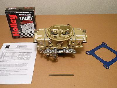 Rebuilt Holley HP Race R6895 390 cfm Classic 4150 NASCAR Double Pumper Universal