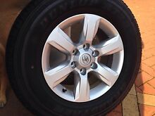 2015 Prado GXL -17 inch - Rims and Tyres West Swan Swan Area Preview