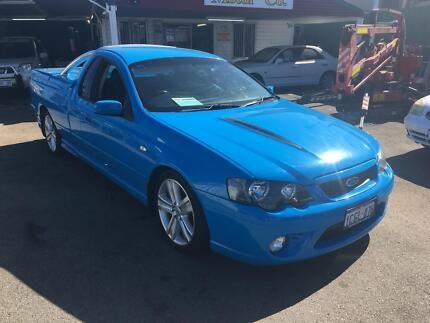 2006 Ford Falcon XR8 Magnet Ute Bellevue Swan Area Preview