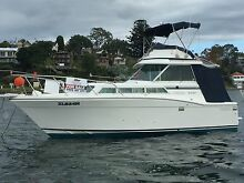 25' Mariner Flybridge Cruiser   Finance Available from $105/wk* Marks Point Lake Macquarie Area Preview