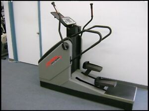 LifeFitness Cross Trainer and Stairmaster