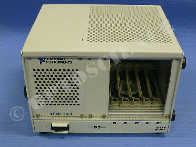 National Instruments Ni Pxie-1073 Chassis 5-slot Pxie Mainframe W Mxi-express