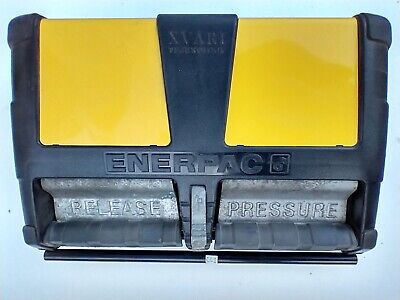 Enerpac Xa11 Air Driven Hydraulic Pump