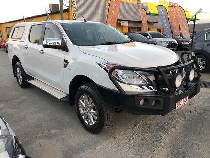 2013 MAZDA BT-50 - AUTO 4x4 - IMMACULATE!! Underwood Logan Area Preview