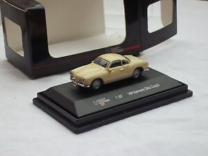 MODEL COLLECTION 1/87 HO VW KARMANN GHIA COUPE NUOVO IN SCATOLA - Bologna, Italia - MODEL COLLECTION 1/87 HO VW KARMANN GHIA COUPE NUOVO IN SCATOLA - Bologna, Italia