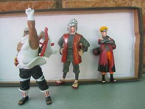 Naruto series figurines( 3 ) $18 lot Kewdale Belmont Area Preview