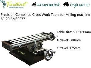 Precision Compound Cross Slide Work Table BF-20 BM30277 Canning Vale Canning Area Preview