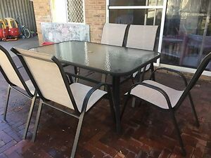 5 seater outdoor setting Bassendean Bassendean Area Preview