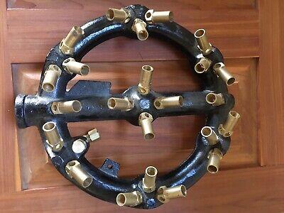 23 Tip Jet Burner Natural Gas Burner Wvalve