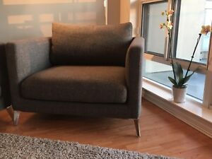 STRUCTUBE Carine Armchair Couch