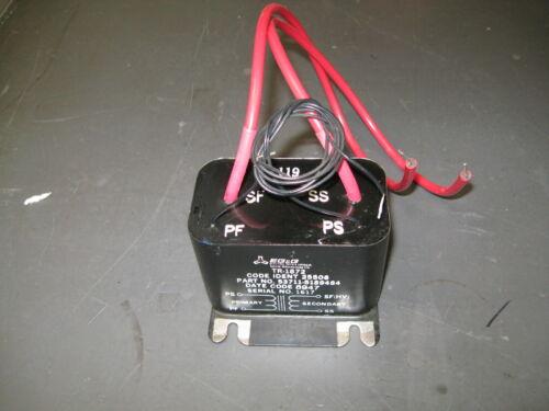 High voltage transformer    EG&G  TR-1872  trigger transformer