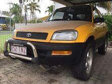 TOYOTA RAV4 Short-body Full-time 4WD 5MT Yorkeys Knob Cairns City Preview