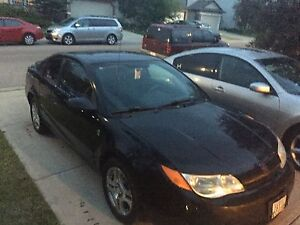 2004 Saturn ion quad coupe  $1800 firm