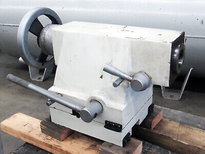 Tailstock For Manual Or Cnc Lathe 8-78 Center Height 8-14 Bed Width
