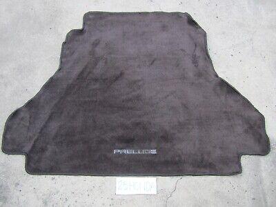 1997-2001 Honda Prelude Type SH Accessories Trunk Mat OEM Rare BB5 BB9 H22 JDM
