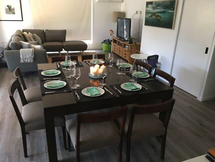 Excellent Condition Wood Dining Table
