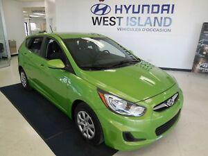 Hyundai Accent GL 1.6L, 5 portes, automatique