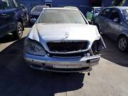 MERCEDES S CLASS 2000 VEHICLE WRECKING PARTS ## V000518 ## Rocklea Brisbane South West Preview