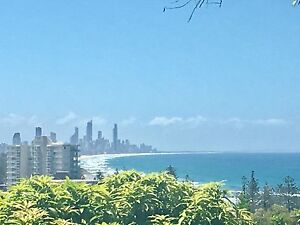 Ocean Views Secluded Apartment - Pet Friendly Burleigh Heads Gold Coast South Preview