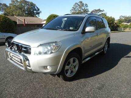 2008 Toyota RAV4 Wagon Safety Beach Coffs Harbour Area Preview