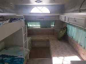 Pop top caravan with bunks Devon Hills Northern Midlands Preview