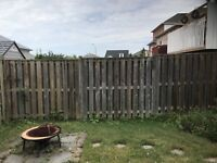 Fence/deck/stairs cleaning and staining