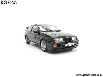 A Factory Original Ford Sierra RS500 Cosworth with Only 21,523 Miles