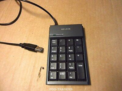 Belkin USB Numeric Keypad F8E466-MOB NUMPAD INCL CABLE