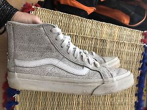 Limited Edition Van's size 7