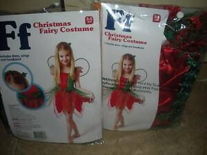 christmass fairy costume NEW Pearsall Wanneroo Area Preview