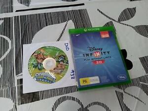 XBOX One Games - Disney Infinity & Skylanders: Swap Force