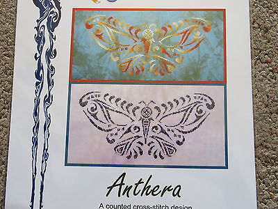 10  Off Fire Wing Designs Counted X Stitch Chart   Anthera