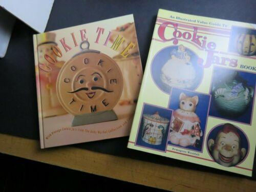 ANDY WARHOL COOKIE JAR COLLECTION/cookie book + COOKIE JARS PRICE GUIDE II