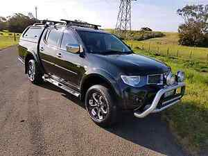 Mitsubishi Triton 2012  GLX-R 4X4 Geelong Geelong City Preview