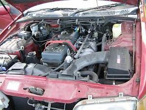 Ford Fairmont/falcon auto transmission ea eb ed Beaufort Pyrenees Area Preview
