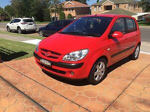Hyundai Getz West Hoxton Liverpool Area Preview