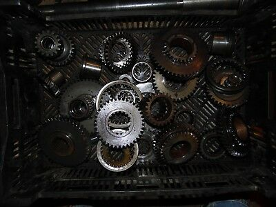 1955 Oliver Super 55 Gas Farm Tractor Transmission Gears