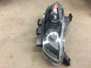 2014 Dodge Dart Headlight OEM RH