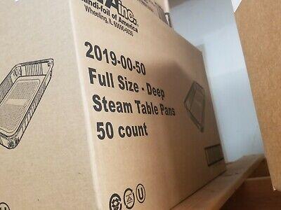 Hfa201900 Steam Table Pan Full Size Deep