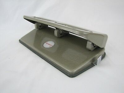 Vintage Apsco 3 Hole Punch - Heavy Duty - Made In Japan