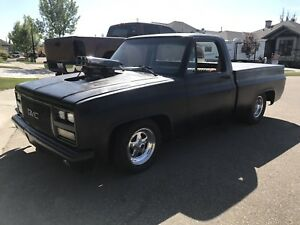 1983 GMC SHORT BOX SUPERCHARGED